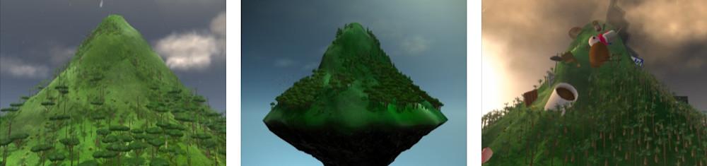 Mountain game