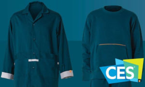 Xenoma e-skin pajamas