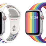 Apple celebrates Pride month with colorful new Watch bands