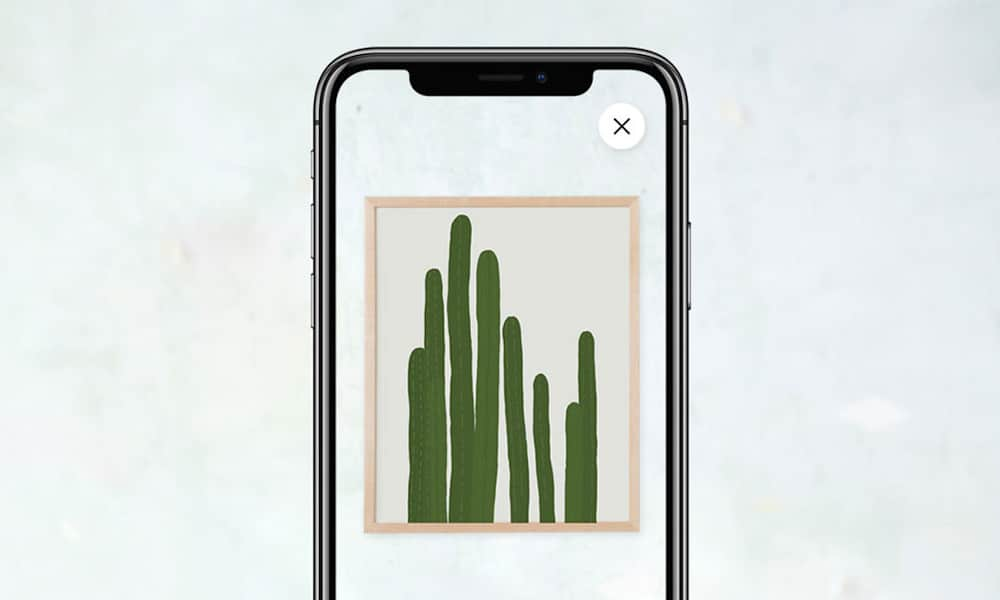 Etsy augmented reality app