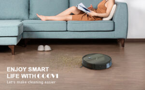 Amazon robot vacuum cleaner