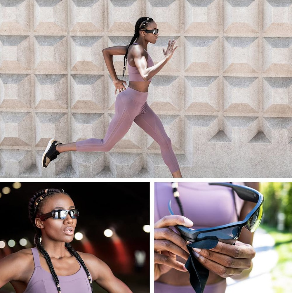Bose Frames Tempo speaker shades