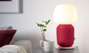Ikea symfonisk table lamp speaker sonos