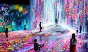 Mori Art Digital Museum