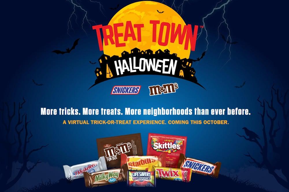 Treat Town halloween