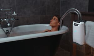 CryoShower cold therapy