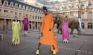 Drest interactive fashion styling app