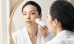 Opte smart makeup device