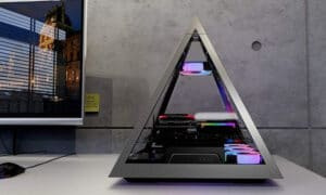 Azza 804 pyramid computer case