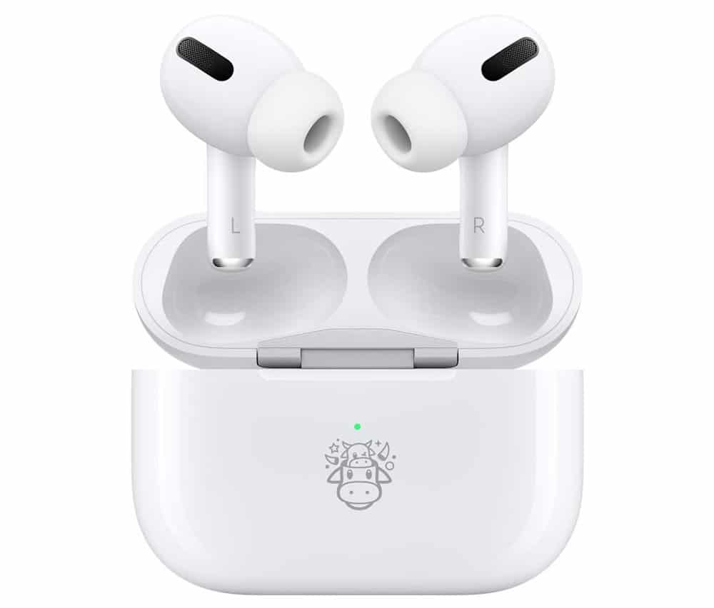 Apple AirPods Pro year of the ox