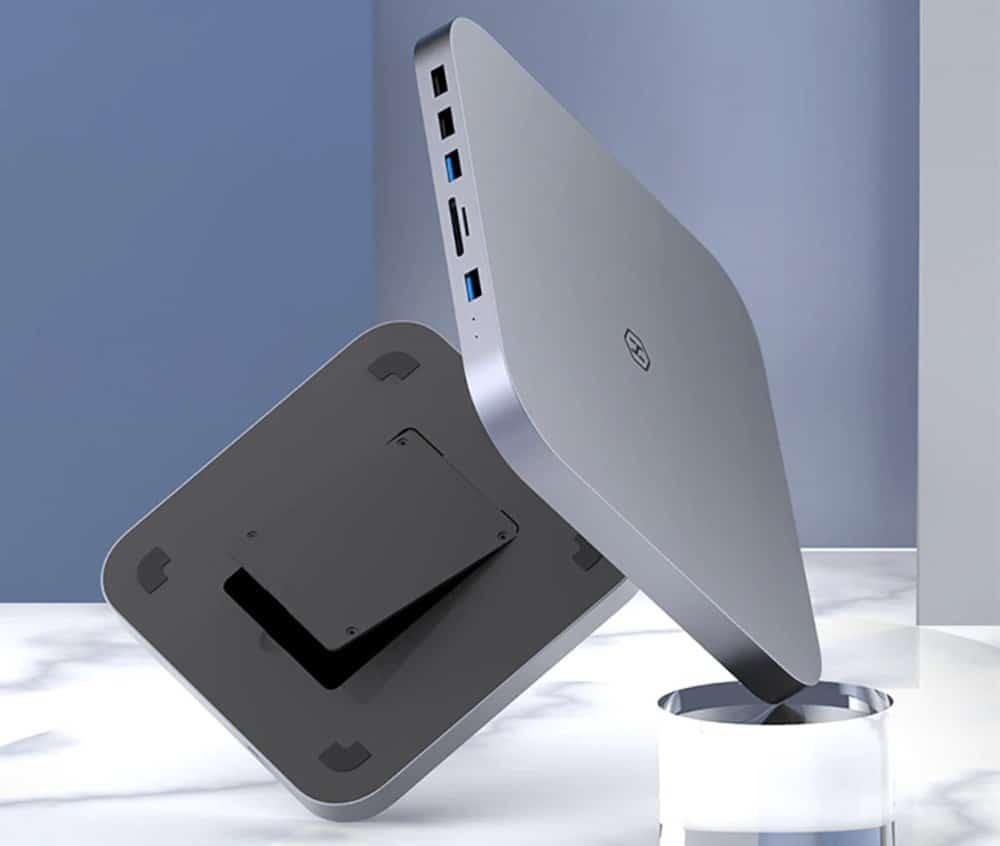 AliExpress Apple Mac mini docking station