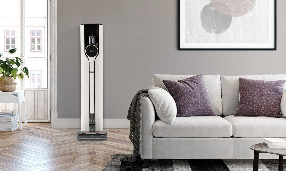 LG CordZero ThinQ A9 Kompressor+ cordless vacuum cleaner
