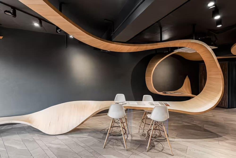 Naya Studio Ardete Timber Rhyme