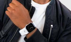 Wristcam Apple Watch band camera