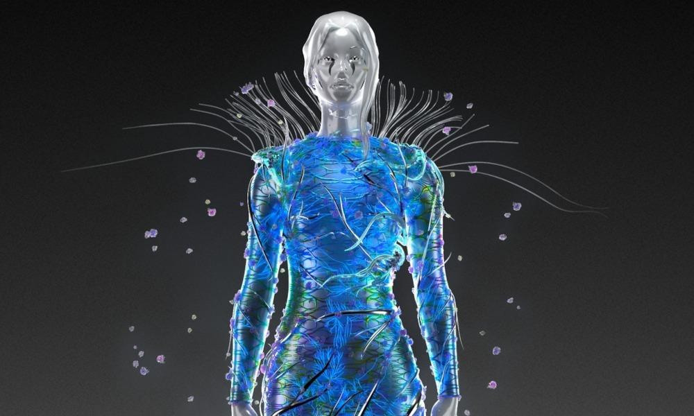 Auroboros digital fashion