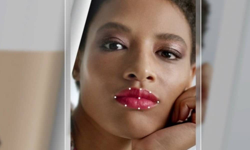 Chanel lipscanner app virtual makeup