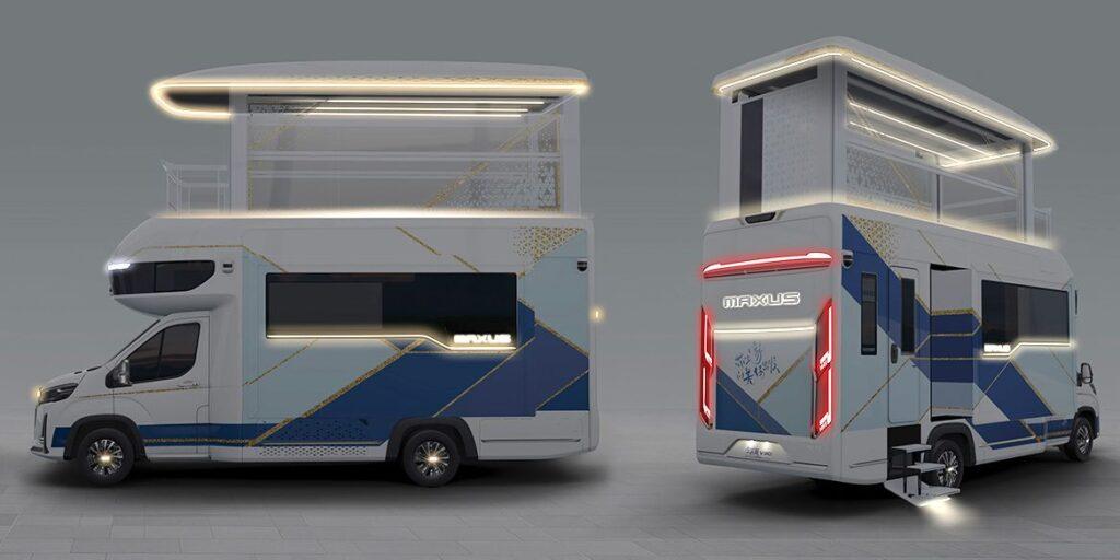 SIAC Motor Maxus Life Home V90 Villa Edition RV