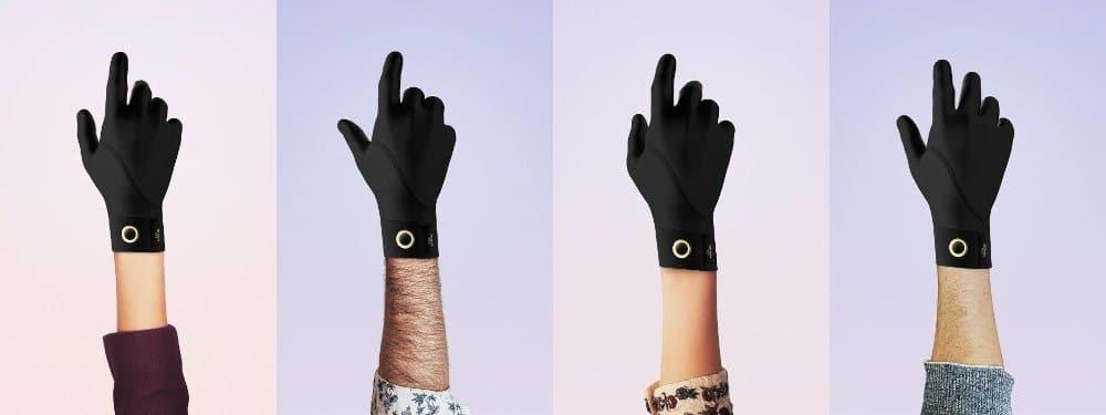 Quanta Vici smart heated gloves