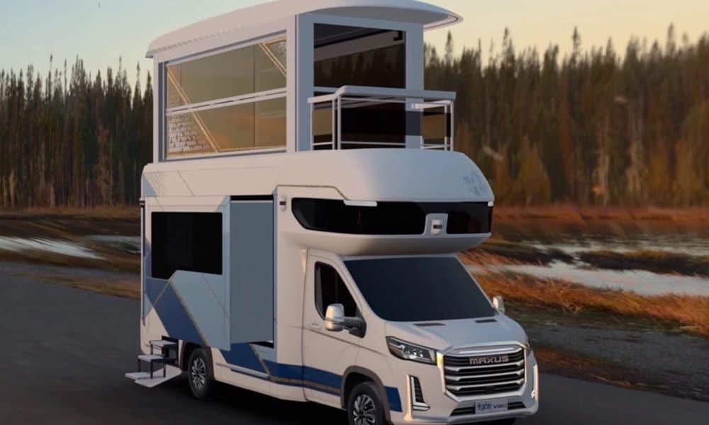 SIAC Motor Maxus Life Home V90 Villa Edition campervan