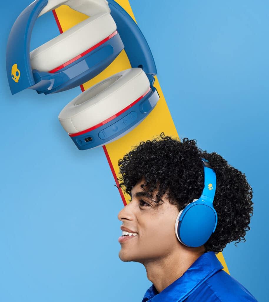 Skullcandy Hesh Evo over the ear headphones