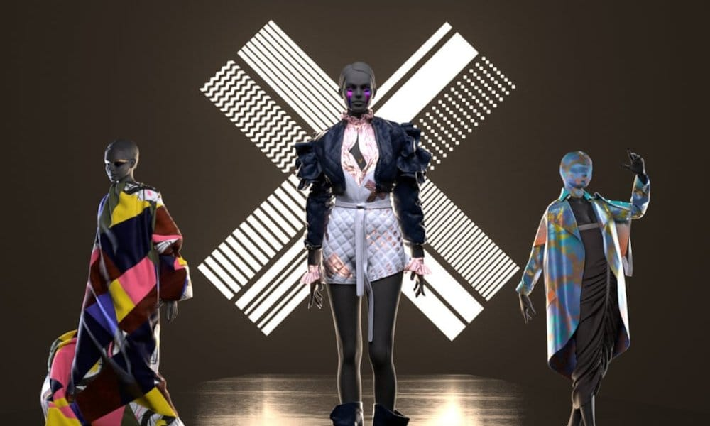 Digital fashion university of the creative arts Farnham