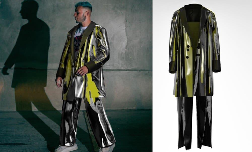 XR Couture digital fashion