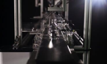 Algorithmic Perfumery system