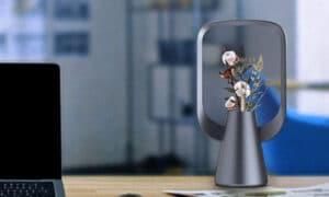 LG virtual vase
