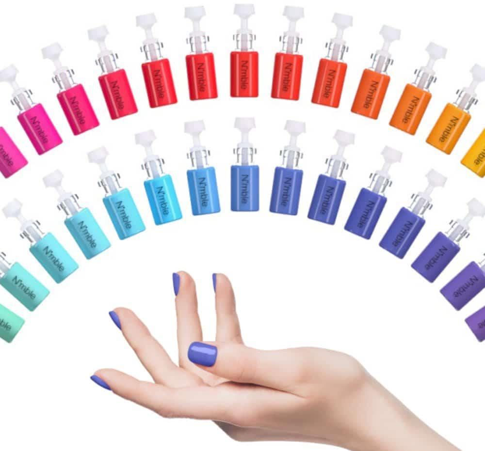 Nimble nails device