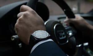Bugatti smartwatch Ceramique Edition One