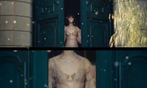 Gucci Aria NFT fashion film