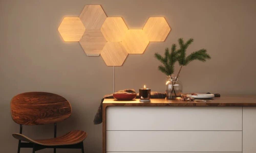 Nanoleaf Elements light panels