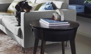 IKEA STARKVIND air purifier