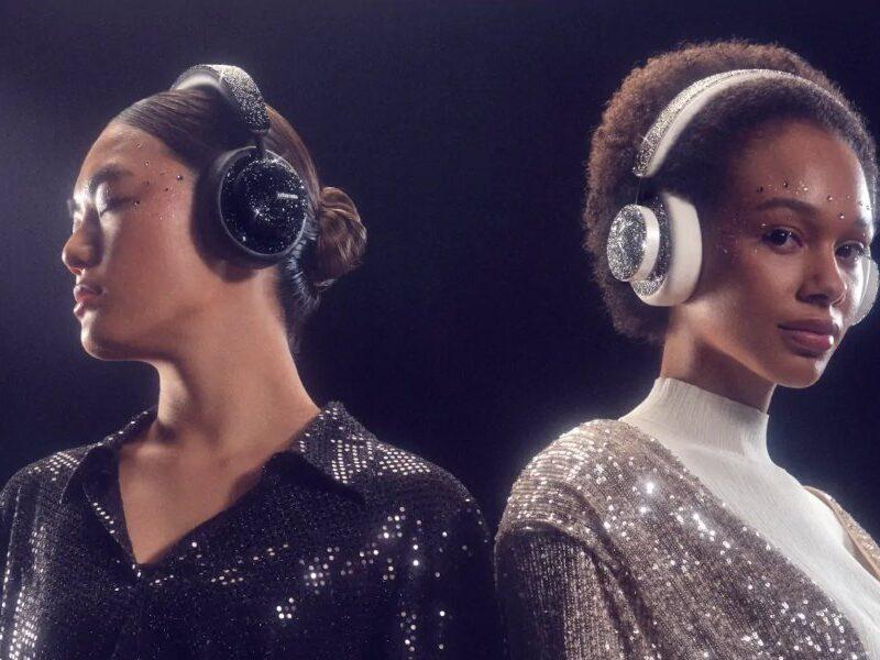 Urbanista Miami Crystal Edition headphones
